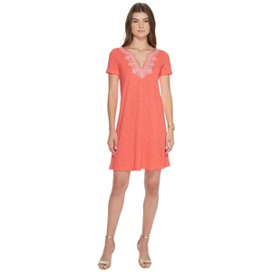 Lilly Pulitzer short dress Coral Reef on Tradesy