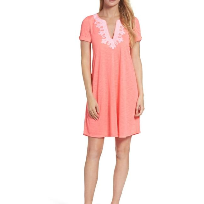 Lilly Pulitzer short dress Coral Reef on Tradesy Image 2