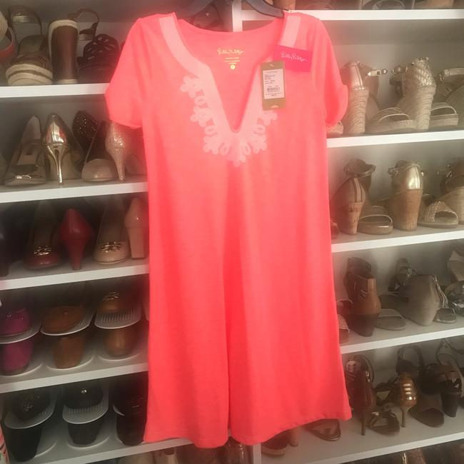 Lilly Pulitzer short dress Coral Reef on Tradesy Image 4
