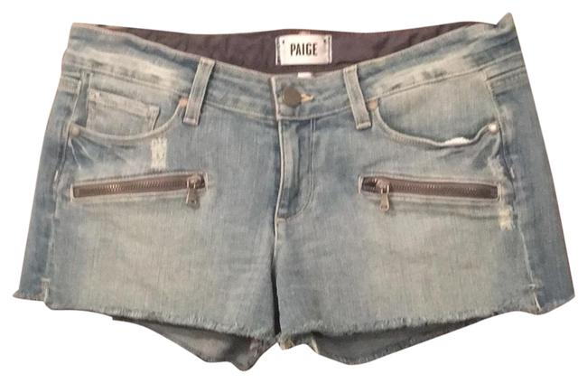 Item - Light Blue Denim Shorts Size 4 (S, 27)