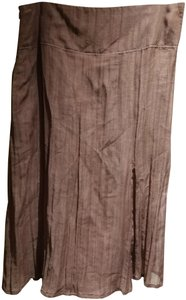 Cividini Skirt Blush brown