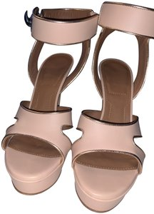 Givenchy Nude Pink Sandals
