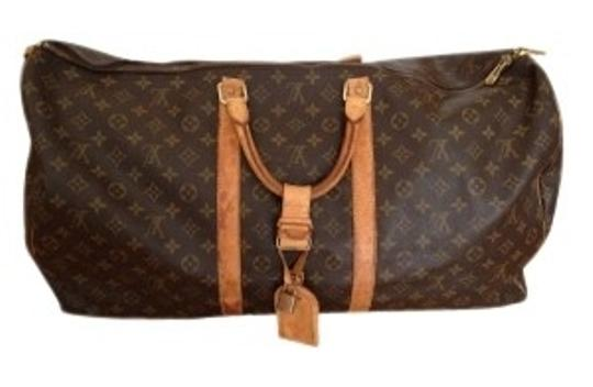 Preload https://img-static.tradesy.com/item/25255/louis-vuitton-keepall-60-monogram-m41422-leather-weekendtravel-bag-0-0-540-540.jpg