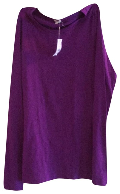 Item - Purple Tee Shirt Size 8 (M)