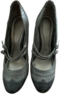 Dorothy Perkins Mary Jane Black and grey Pumps
