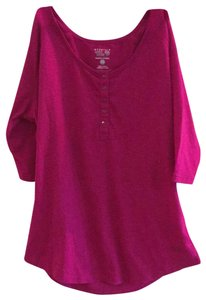 Mountain Hardwear T Shirt fuschia
