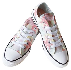b9404fe7ef92 Women s Green Converse Shoes - Up to 90% off at Tradesy