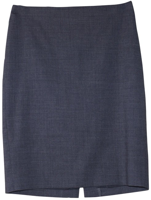 "Item - Gray ""Frieda"" Wool Blend Lined Pencil Skirt Size 0 (XS, 25)"