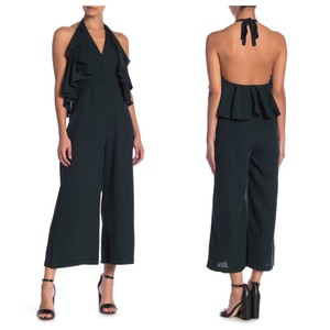 Romeo Women's Clothing Juliet Couture Black Jumpsuit M 10