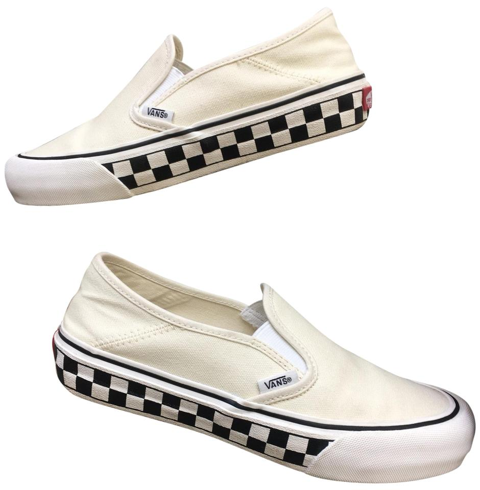 louis vuitton checkered vans