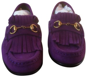 5a2529d44494 Women s Purple Gucci Shoes - Up to 90% off at Tradesy