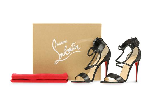 Christian Louboutin Black Sandals Image 11