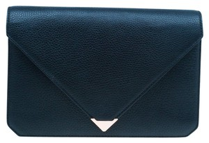 Alexander Wang Leather Black Clutch