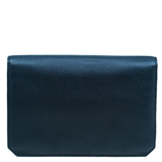 Alexander Wang Leather Black Clutch Image 1