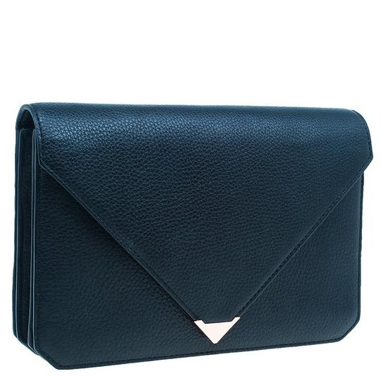 Alexander Wang Leather Black Clutch Image 3
