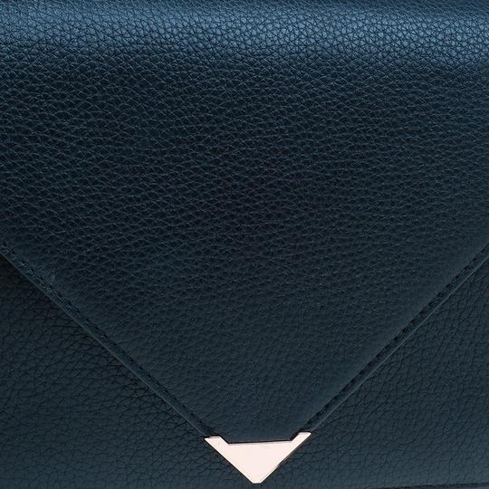 Alexander Wang Leather Black Clutch Image 4