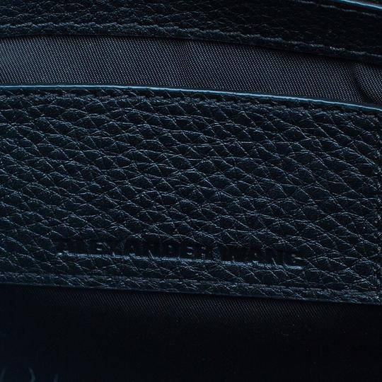Alexander Wang Leather Black Clutch Image 6