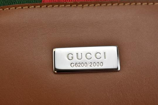 Gucci Gg Web Stripe Supreme Logo Tote in Limited Edition Image 1
