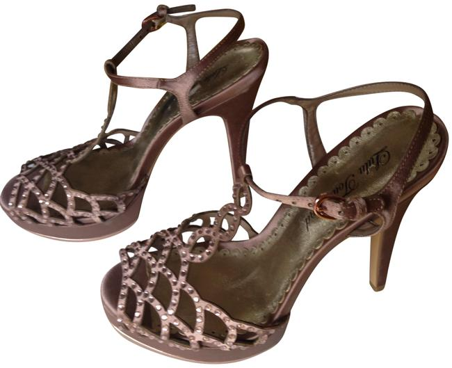 Lulu Townsend Pinky Taupe Formal Shoes