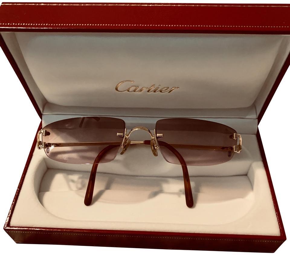 authentic the best fashion Cartier Vintage Sunglasses Ebay « Heritage Malta
