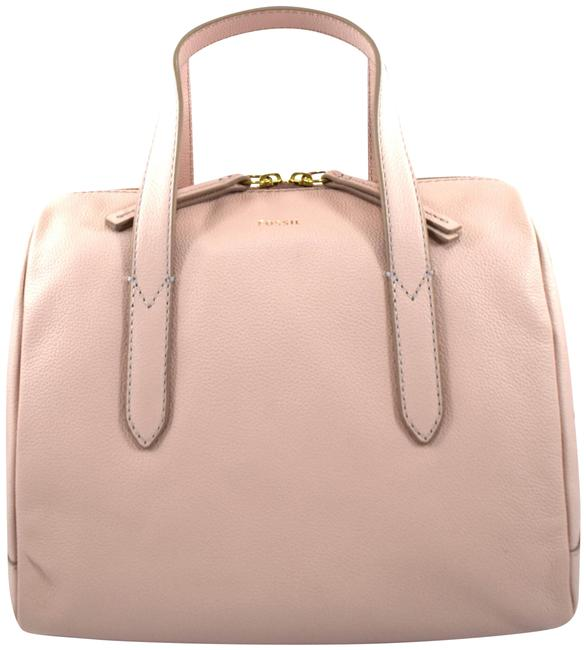 Item - Hailey Pink Dusty Rose Leather Satchel