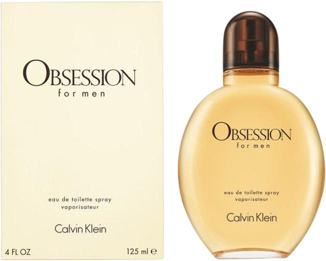 Calvin Klein Obsession Men Eau De Toilette Fragrance Calvin Klein Obsession Men Eau De Toilette Fragrance Image 1