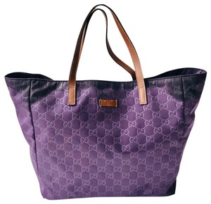 Gucci Tote in Purple