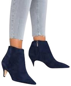 1fa364a855ac Blue Sam Edelman Boots   Booties - Up to 90% off at Tradesy