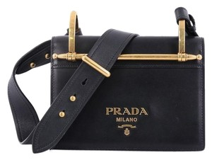 f4e2830b9793 Green Prada Cross Body Bags - Up to 90% off at Tradesy