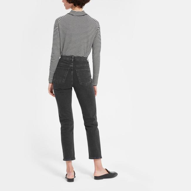 Everlane 90's High-rise High-waist Mom Wedgie Fit Straight Leg Jeans Image 1