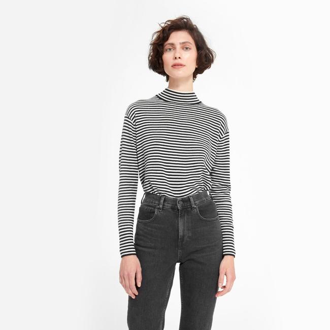 Everlane 90's High-rise High-waist Mom Wedgie Fit Straight Leg Jeans Image 2
