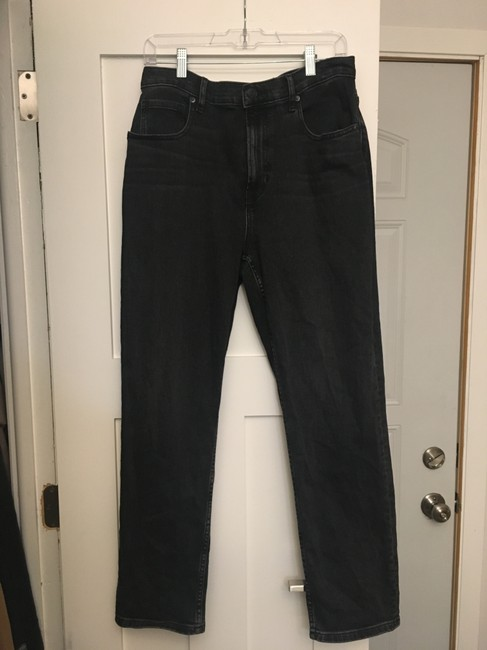 Everlane 90's High-rise High-waist Mom Wedgie Fit Straight Leg Jeans Image 4