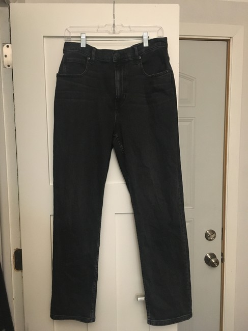 Everlane 90's High-rise High-waist Mom Wedgie Fit Straight Leg Jeans Image 5