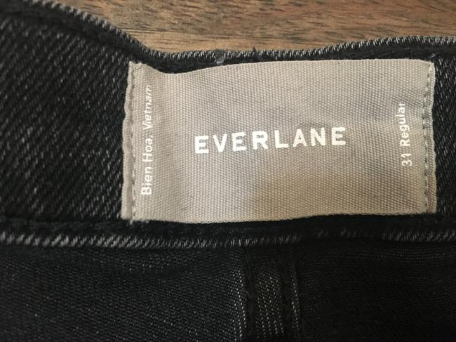 Everlane 90's High-rise High-waist Mom Wedgie Fit Straight Leg Jeans Image 7