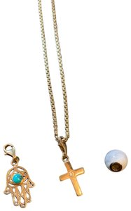 Thomas Sabo Necklace with 3 pendants