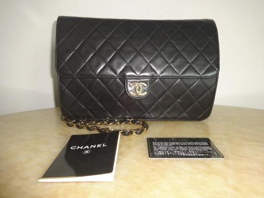 Chanel Vintage Shoulder Bag Image 1