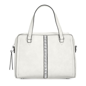 INC International Concepts Satchel in White