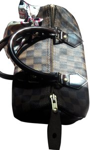 Louis Vuitton Satchel in Damier Brown