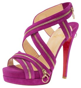 4658b22a97cf Christian Louboutin Sandals - Up to 70% off at Tradesy