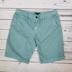 A|X Armani Exchange Bermuda Shorts Teal
