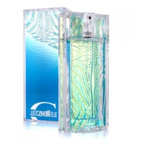 Roberto Cavalli JUST CAVALLI BLUE HIM-EDT-SPRAY-2.0OZ-60ML-ITALY
