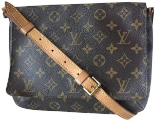 34f12141505b Louis Vuitton Musette Tango Shoulder Bags - Up to 70% off at Tradesy