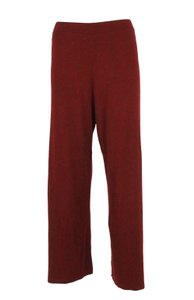 Sid Neigum Relaxed Pants Red