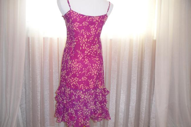 BCBGMAXAZRIA short dress MULTI-COLOR on Tradesy Image 4