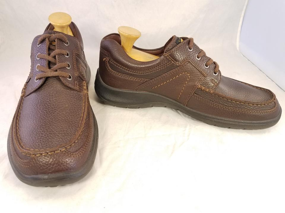 a0175f75 Ecco Brown New Seawalker Fusion Man Oxfords 43/ 9-9.5 Formal Shoes Size EU  43 (Approx. US 13) Regular (M, B)
