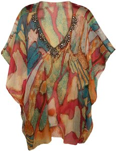 Neiman Marcus Beach cover up