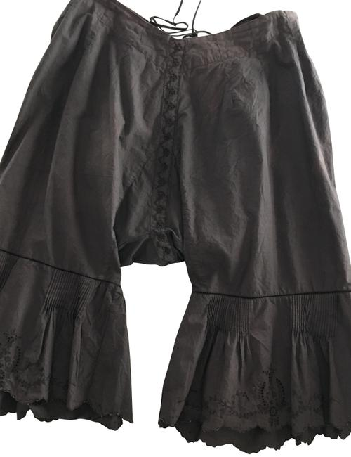 Item - Light Black Bloomers Skirt Size OS (one size)