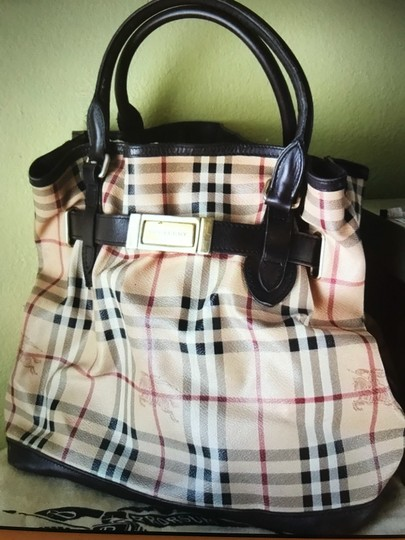 Burberry Satchel Image 5