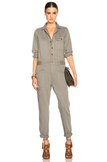 Preload https://img-static.tradesy.com/item/25267463/currentelliott-green-the-rosie-coverall-overalls-forest-field-romperjumpsuit-0-0-650-650.jpg