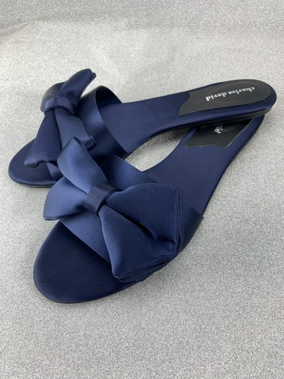 Charles by Charles David Slipper Bow Sandals Image 3